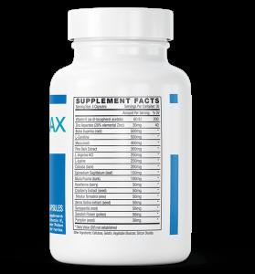 Semenax Ingredient List